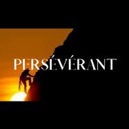 persévérance lien avec confiance